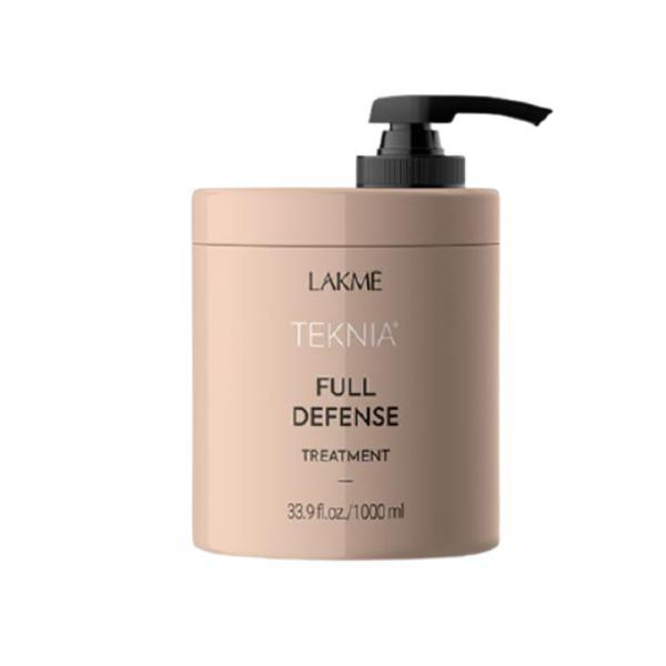 Tratament protector pentru păr stresat Full Defense Lakme, 1000 ml