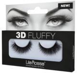 Gene False Banda 3D Fluffy Diva Look Lila Rossa, v9101, 1 pereche
