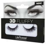 Gene False Banda 3D Fluffy Natural Glam Lila Rossa, v9102, 1 pereche