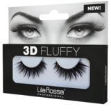 Gene False Banda 3D Fluffy Sexy Eyes Lila Rossa, v9104, 1 pereche
