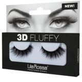 Gene False Banda 3D Fluffy Cat Eye Lila Rossa, v9107, 1 pereche