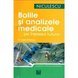 Bolile si analizele medicale pe intelesul tuturor - Ioan Nastoiu, editura Niculescu