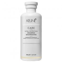 Sampon Nutritiv Par Uscat sau Fragil – Keune Care Vital Nutrition Shampoo 300 ml de la esteto.ro