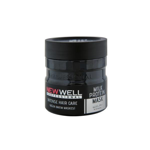 Masca de Par cu Proteine Din Lapte New Well 500 ml