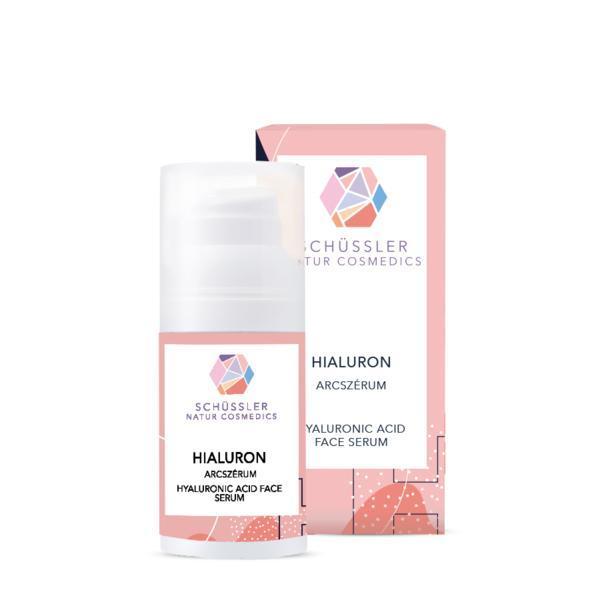 Ser Schüssler cu acid hialuronic, 30ml