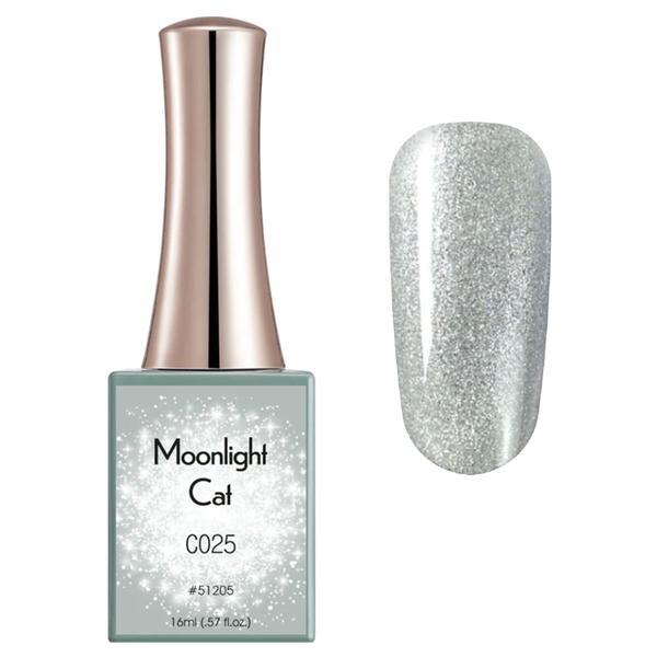 Oja Semipermanenta Moonlight Cat Canni C025, 16 ml
