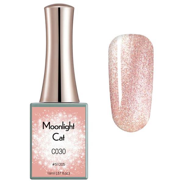 Oja Semipermanenta Moonlight Cat Canni C030, 16 ml