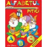 Alfabetul Pentru Pitici, editura Erc Press