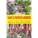 Plante cu proprietati antibiotice - Claudia Ritter, editura Mast