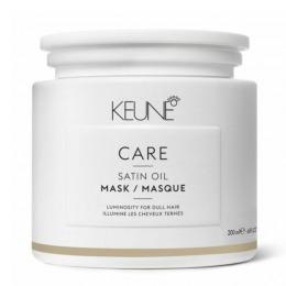 Masca pentru Stralucire - Keune Care Satin Oil Masque 200 ml