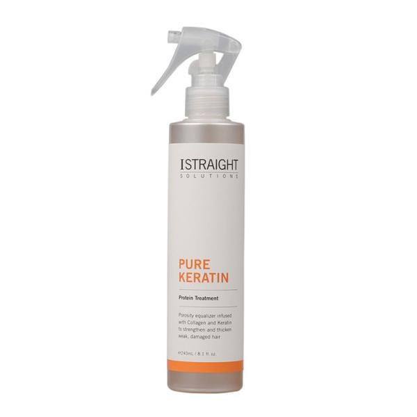 Tratament Spray cu Keratina Lichida - Pure Keratin Istraight Innosys Beauty Care, 240 ml