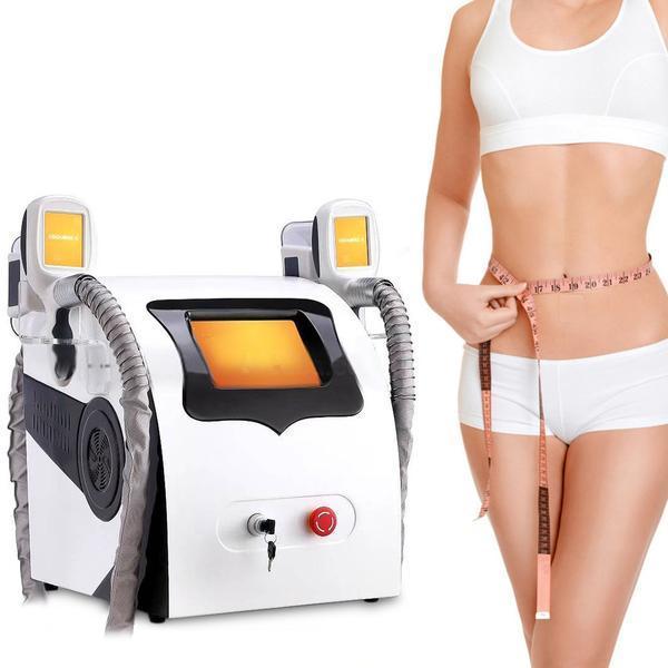 Aparat de slabit Criolipoliza, pierdere in greutate, Anti Celulita, Detox Body Spa Cold M100