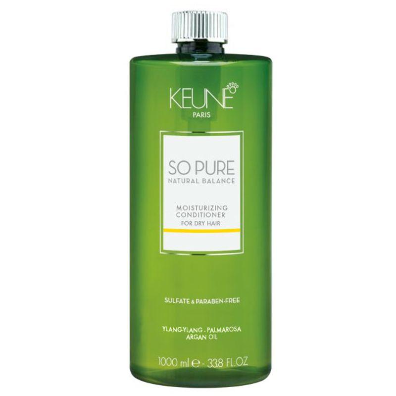 Balsam Hidratant - Keune So Pure Moisturizing Conditioner 1000 ml