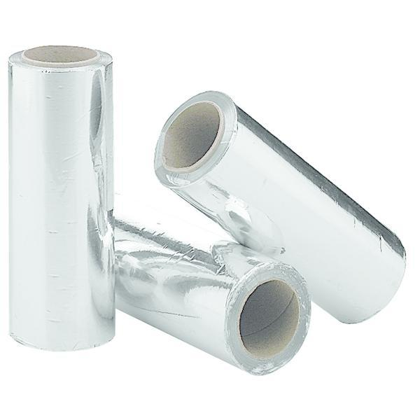 Folie aluminiu Sibel set x 3 buc 12ux 15 cm latime x 100 ml x 390 gr.buc cod. 4482142