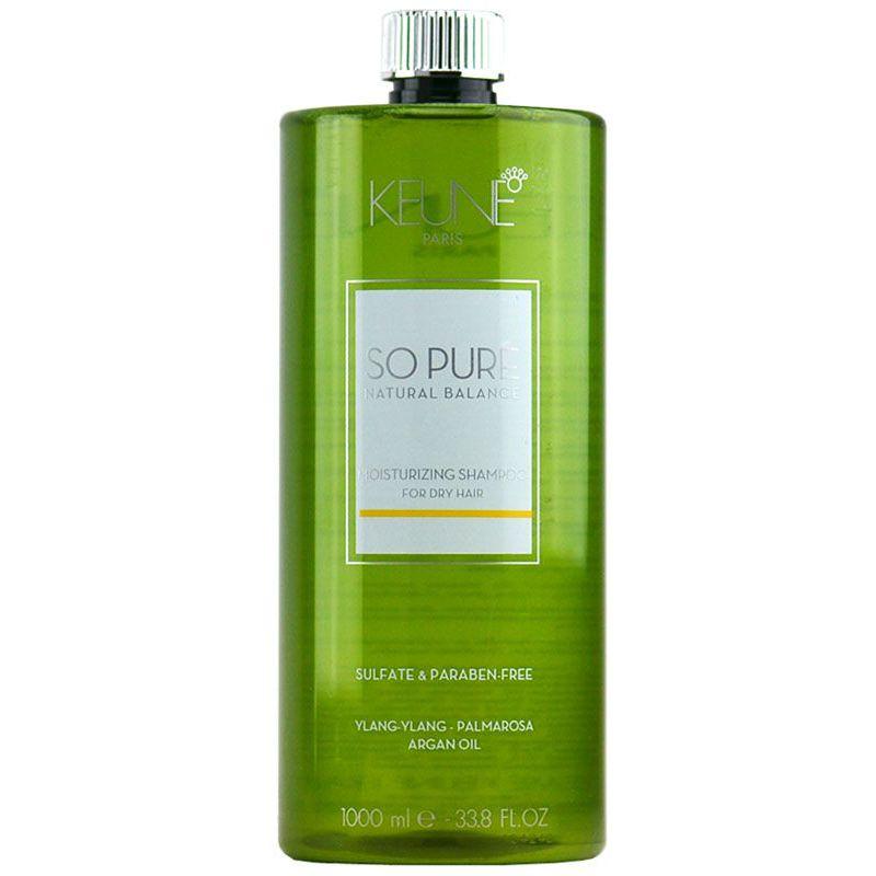 Sampon Par Uscat - Keune So Pure Moisturizing Shampoo 1000 ml imagine