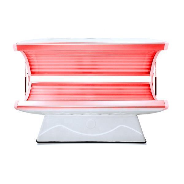 Capsula SPA Profesionala Infrarosu LED Fototerapie Albire Piele, Detoxifiere Fototerapie Salon, Ozon Sauna W4