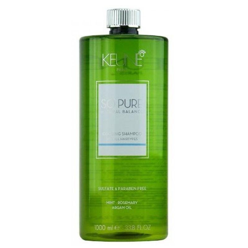 Sampon Racoritor - Keune So Pure Cooling Shampoo 1000 ml