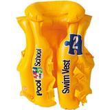 Vesta gonflabila pentru copii, Intex Pool School, 3-6 ani, 58660, multicolor