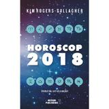 Horoscop 2018 - Kim Rogers-Gallagher, editura Meteor Press