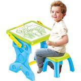 Tablita pentru scris si desenat cu scaun