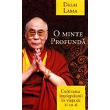 O minte profunda - Dalai Lama, editura Herald