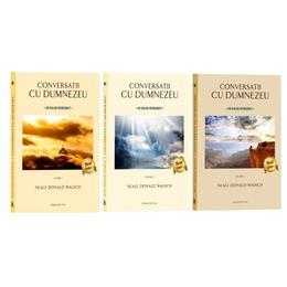 Conversatii cu Dumnezeu - Neale Donald Walsch, editura For You