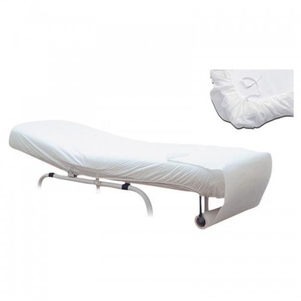 Cearceaf tip husa cu elastic pentru pat TNT, Roial, 1 Buc