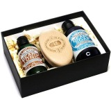 Kit Intretinere si Ingrijire Barba - Dr K Soap Company Beard Care Kit