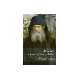 Ne vorbeste Staretul Efrem Filotheitul. Mestesugul Mantuirii, editura Egumenita
