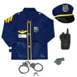 Costum agent de politie cu accesorii incluse - OEM