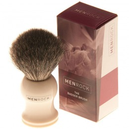 Pamatuf Pentru Barbierit Din Par De Bursuc - Men Rock The Badger Brush