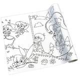 Rola creativa de pictura pentru desene si decoratiuni speciale, Fairyland