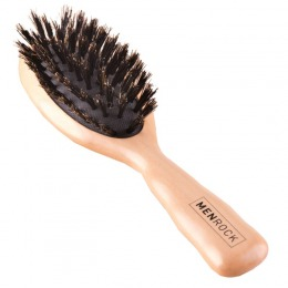 Perie Lux pentru Barba - Men Rock Hog Bristle Beard Brush