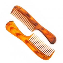 Pieptene pentru Barba - Men Rock Tortoiseshell Beard Comb