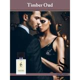 Apa de Parfum unisex Timber Oud Sangado, 50ml
