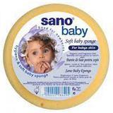 Burete de Baie pentru Copii - Sano Baby Sponge, 1 buc