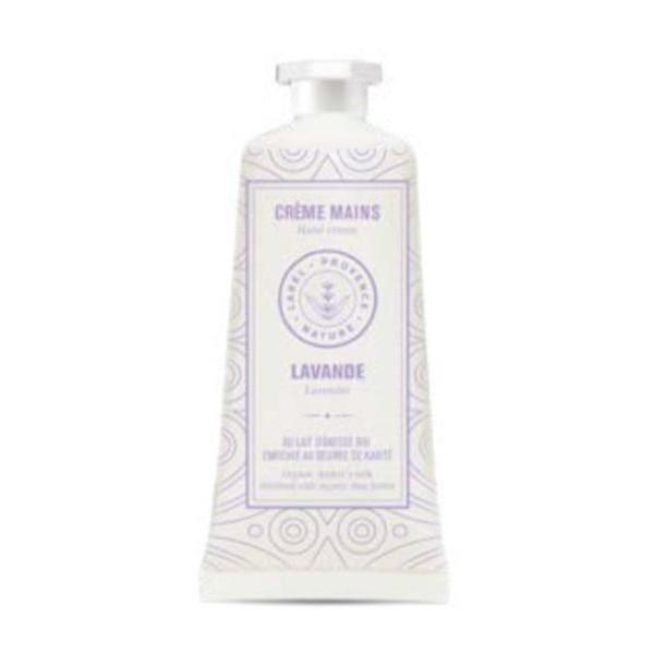 Crema de Maini cu Lavanda si Lapte de Magarita Label Provence Nature, 50 ml image0