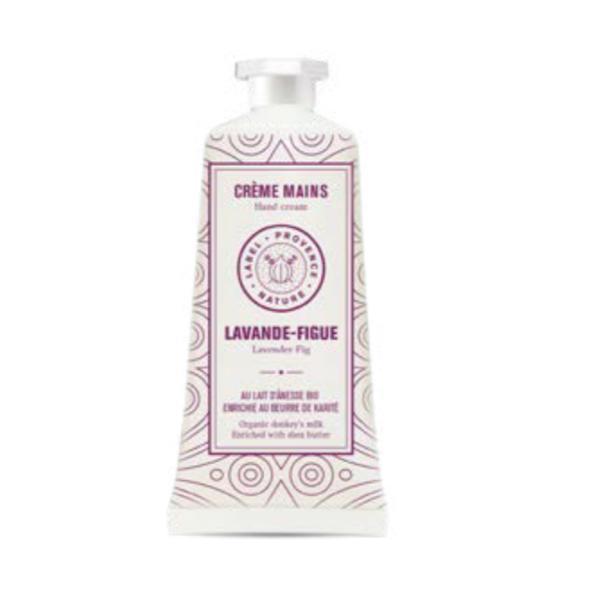 Crema de Maini Smochine Lavanda si Lapte de Magarita Label Provence Nature, 50 ml image0