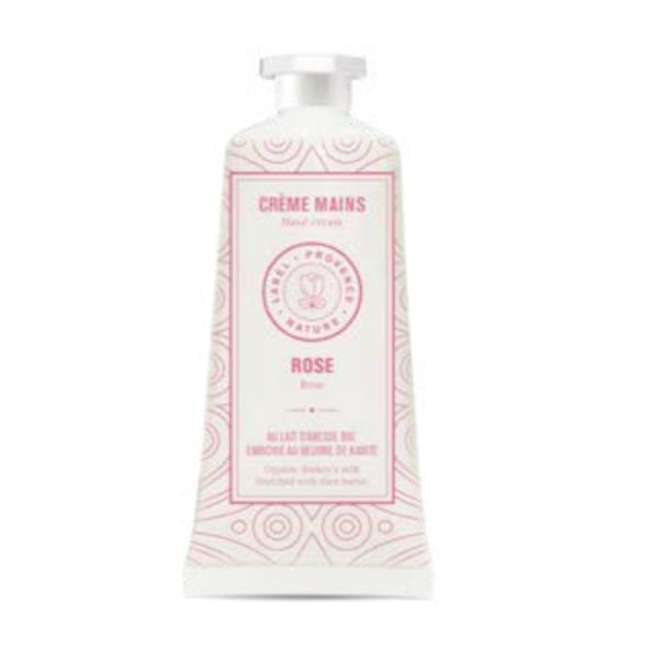 Crema de Maini Rose Lapte de Magarita Label Provence Nature, 50ml image0