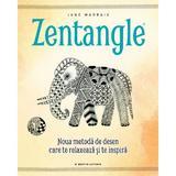 Zentangle - Jane Marbaix, editura Litera
