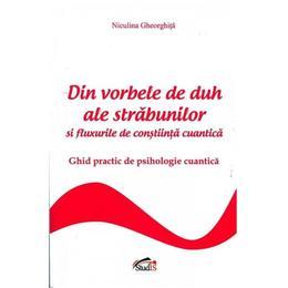 Din vorbele de duh ale strabunilor - Niculina Gheorghita, editura Studis