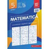 Matematica - Clasa 5 Partea 1 - Consolidare - Maria Zaharia, Dan Zaharia, Sorin Peligrad, editura Paralela 45
