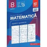 Matematica - Clasa 8 Partea 1 - Consolidare - Anton Negrila, Maria Negrila, editura Paralela 45