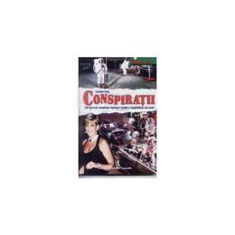 Conspiratii - Charlotte Grieg, Pro Editura Si Tipografie