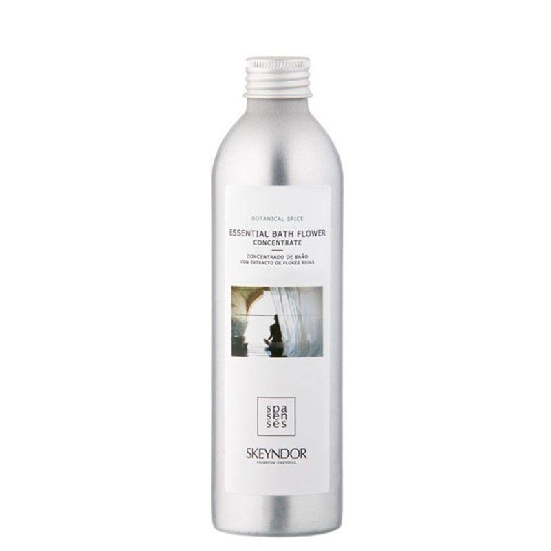 Esenta Baie cu Aroma Florala - Skeyndor Spa Senses Botanical Spice Essential Bath Flower Concentrate 250 ml imagine