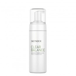 Spuma Demachianta Ten Gras - Skeyndor Clear Balance Pure Cleansing Foam 150 ml