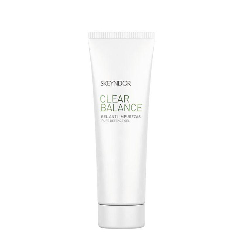 Gel Anti-Impuritati - Skeyndor Clear Balance Pure Defence Gel 50 ml imagine produs