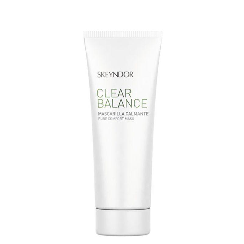 Masca Linistitoare pentru Ten Gras - Skeyndor Clear Balance Pure Comfort Mask 75 ml