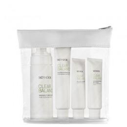 Pachet pentru Ten Gras- Skeyndor Clear Balance Oily Skins Pack