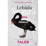Lebada neagra - Nassim Nicholas Taleb, editura Curtea Veche